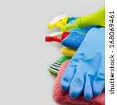 cleaning | Shutterstock . vector #168069461
