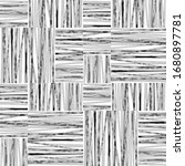 pattern with hand drawn... | Shutterstock .eps vector #1680897781