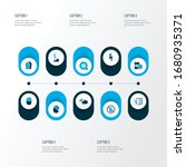 protection icons colored set... | Shutterstock .eps vector #1680935371