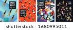 sport games  vector... | Shutterstock .eps vector #1680995011