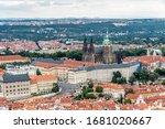 Prague Castle And Historicl...