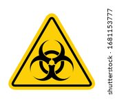 biohazard modern website icon...