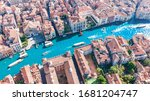 Venice City Grand Canal And...