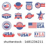 american labels. made in usa... | Shutterstock .eps vector #1681236211