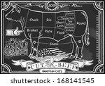 Vintage America Butcher...