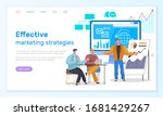 effective marketing strategies... | Shutterstock .eps vector #1681429267