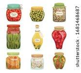 Pickled Vegetables Food ...