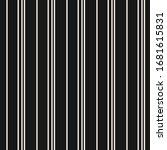 vertical stripes seamless... | Shutterstock . vector #1681615831