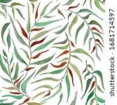seamless pattern of different... | Shutterstock . vector #1681714597