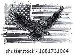 monochromatic vector... | Shutterstock .eps vector #1681731064