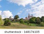 royal observatory in greenwich... | Shutterstock . vector #168176105