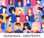 coronavirus . novel coronavirus ... | Shutterstock . vector #1681765291