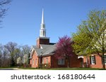 Elegant Church Building In...