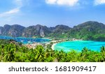 Panoramic View At Viewpoint Of...
