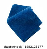 Blue Microfiber Cleaning Cloth...