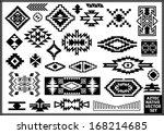 Aztec Native Navajo Design...