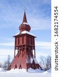 Kiruna Church Is A Church...