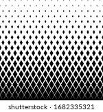 geometric pattern of black... | Shutterstock .eps vector #1682335321