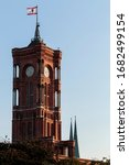 The Tower Of The Rotes Rathaus...