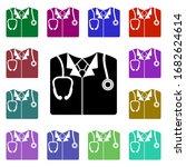 uniform  doctor  stethoscope ...