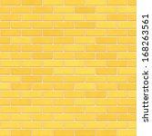 Seamless Yellow Brick Wall...