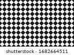 black and white seamless square ... | Shutterstock .eps vector #1682664511