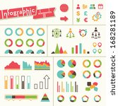 infographic elements | Shutterstock .eps vector #168281189