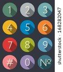 flat figures | Shutterstock .eps vector #168282047
