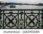 Love Locks On Liberty Bridge...
