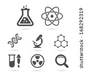 science trendy icons pack for... | Shutterstock .eps vector #168292319