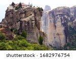 Meteora  Group Of Monasteries...
