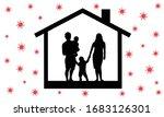 quarantine. coronavirus... | Shutterstock .eps vector #1683126301