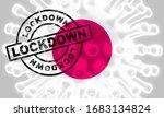 Japan Lockdown Slowing Ncov...