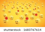illustration for social... | Shutterstock .eps vector #1683767614