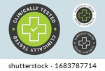 clinically tested insignia... | Shutterstock .eps vector #1683787714
