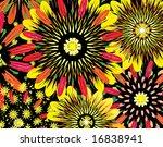 background illustration of... | Shutterstock . vector #16838941