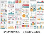 business infographic elements... | Shutterstock .eps vector #1683996301