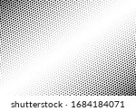 abstract dots background. fade... | Shutterstock .eps vector #1684184071