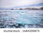 Surreal Frozen Winter Landscap...