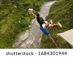 Jump Bungee Travel Excited...