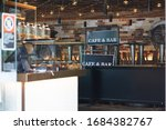 a cafe and bar in sydney is...   Shutterstock . vector #1684382767