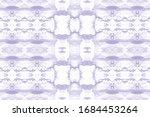 Ethno Carpet. Shibori Design....
