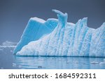 Antarctic Landscape With...