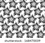 abstract geometric seamless... | Shutterstock .eps vector #168470039