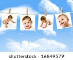 Photos Of An Adorable Baby...