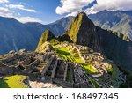 Machu Picchu  A Peruvian...