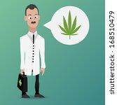 Cannabis concept