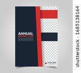 modern business cover for... | Shutterstock .eps vector #1685138164
