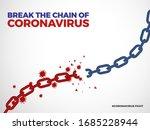 Break The Chain Of Corona Virus ...