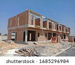 Two Storey Houses Are Under...